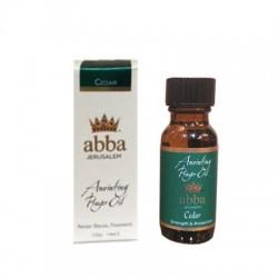 Anointing Oil-Cedar-1/2 Oz