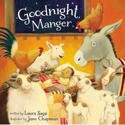 Goodnight  Manger Board Book