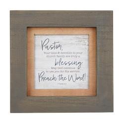 Framed Art-Tabletop-Pastor...
