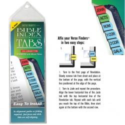 Bible Tab-Verse Finders-X...