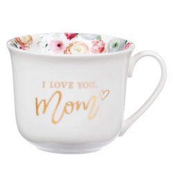 Mug-Love You  Mom