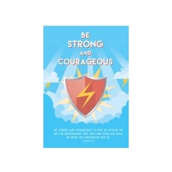 Poster-Large-Be Strong And...