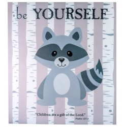 """Wall Decor-Be Yourself (10""""..."""
