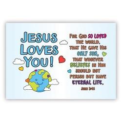 Cards-Pass It On-Jesus...