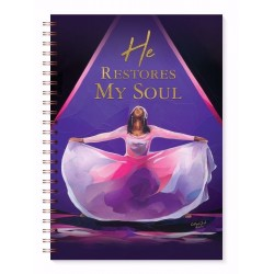 Journal-He Restores My Soul