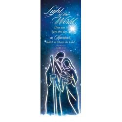 Bookmark-Light Of The World...
