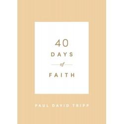 40 Days Of Faith (Oct)