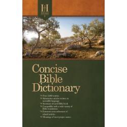Holman Concise Bible...