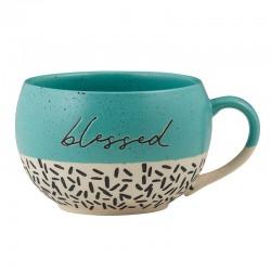Mug-Blessed (16 Oz)
