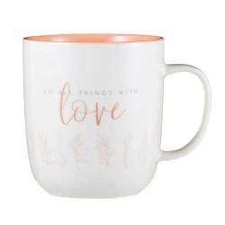 Mug-Do All Things With Love...