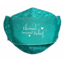 Face Mask-Blessed Beyond...