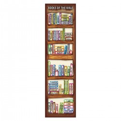 Bookmark-Books Of The Bible...