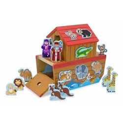 Toy-Playset-Noah's Ark...