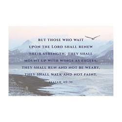 Poster-Small-Isaiah 40:31...