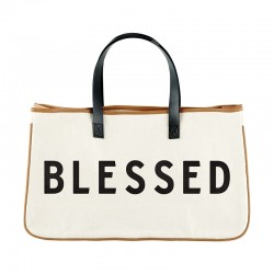 """Tote-Canvas-Blessed (20"""" x..."""