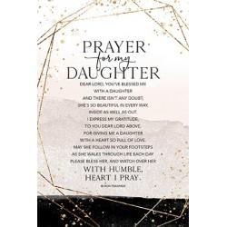 Plaque-Heaven Sent-Prayer...