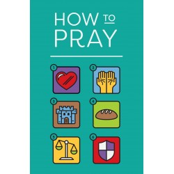 Tract-How To Pray (ESV)...