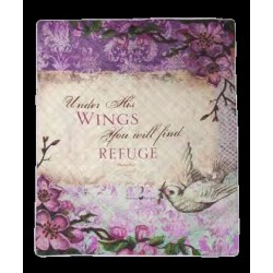 Quilt-Under His Wings (60 x...