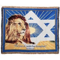 "Blanket-Lion Of Judah ( 60""..."