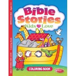 Bible Stories Kids Love...