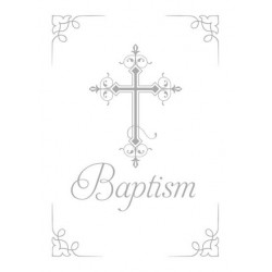 Certificate-Baptism/Cross...
