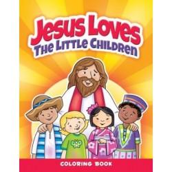 Jesus Loves The Little...