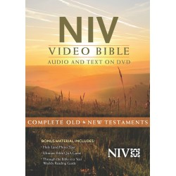 NIV Video Bible: Audio And...