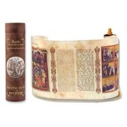 Ruth Scroll In Decorative...