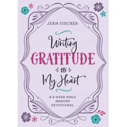 Writing Gratitude On My...
