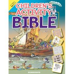 Children's Activity Bible:...