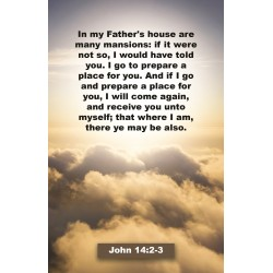 Bulletin-In My Father's...