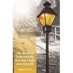 Bulletin-Thy Word is A Lamp...