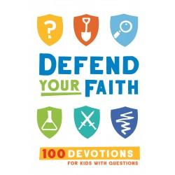 Defend Your Faith...