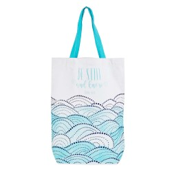 Totebag-Canvas-Be Still And...