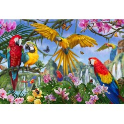 Jigsaw Puzzle-Tropical...