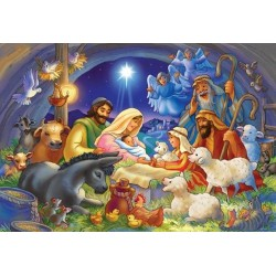 Jigsaw Puzzle-Baby In A...