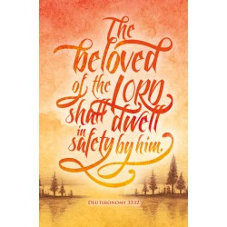 Bulletin-The Beloved Of The...