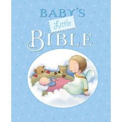 Baby's Little Bible-Blue