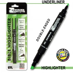 Highlighter-Zebrite...