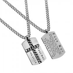 Necklace-Chain Cross-Fear...