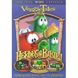 DVD-Veggie Tales: Heroes Of...