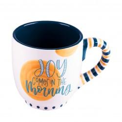 Mug-Joy In The Morning (16 Oz)