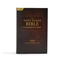The Tony Evans Bible...