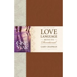 The One Year Love Language...