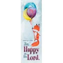 Bookmark-Be Happy In The...
