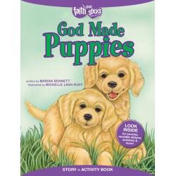 God Made Puppies Activity...