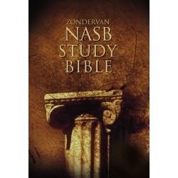 NASB Study Bible-Hardcover