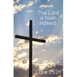 Bulletin-The Lord is Risen...