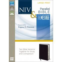 NIV & Message Side-By-Side...