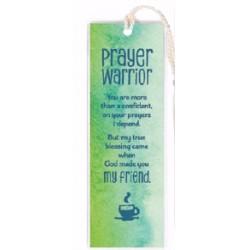 Bookmark-Prayer Warrior